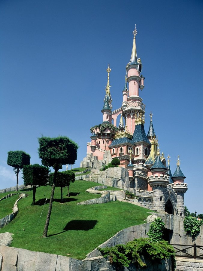 Disneyland-Parijs-voor-groepen