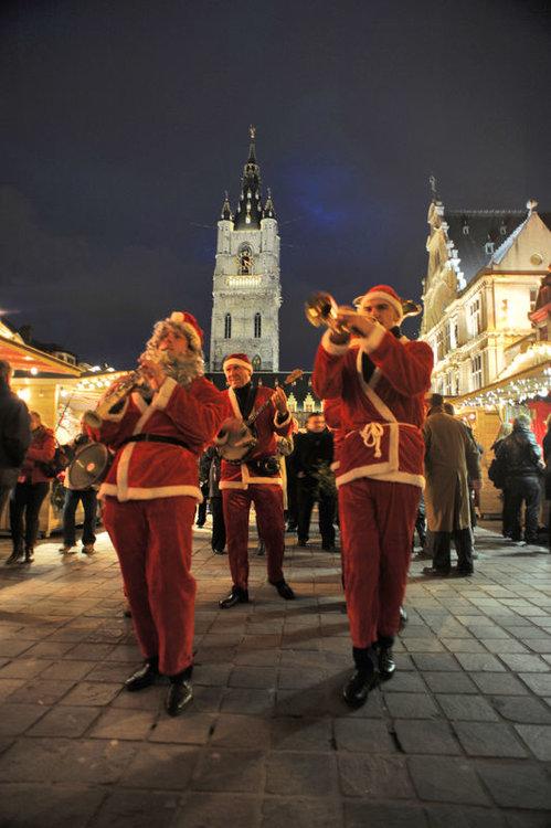 kerstmarkt Gent
