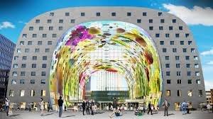 Rotterdam en/of markthal
