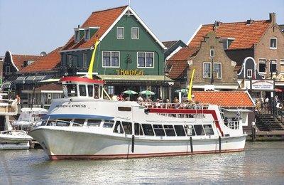 Dagtocht Volendam