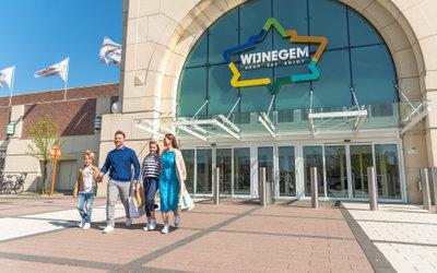 Winkelcentrum Wijnegem